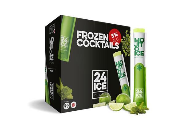 Ice 24 Mojito 5% Vol. 50x65ml