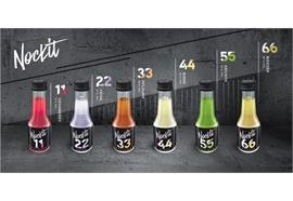 Nockit Mix 11/17/25/30/45/50% Vol. 24x20ml