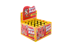 Gaudi Max cerise 17% Vol. 25x20ml