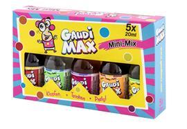 Gaudi Max Mini Mix 16/17% Vol. 5x20ml